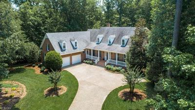 Governors Land Residential For Sale: 2333 W Island Rd