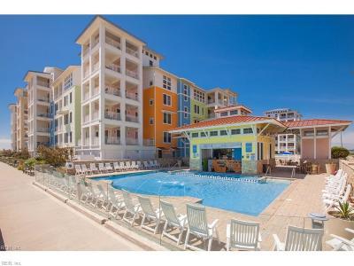 Sandbridge Beach Residential For Sale: 3700 Sandpiper Rd #413