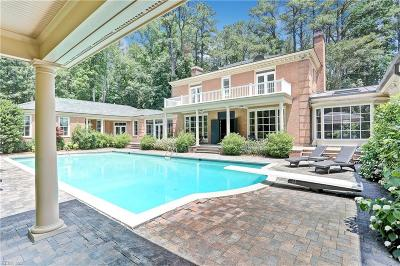 Williamsburg Residential For Sale: 214 Rolfe Rd
