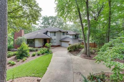 Kings Grant Residential For Sale: 828 Coverdale Ln