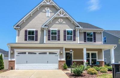 Williamsburg Residential For Sale: 405 Caroline Cir