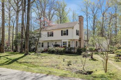 Williamsburg Residential For Sale: 110 Walnut Hills Dr