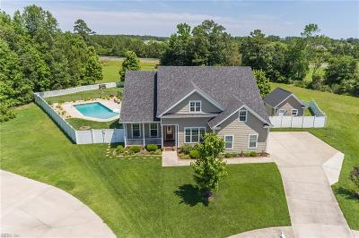 Chesapeake Residential Under Contract: 1800 Nollie Ct
