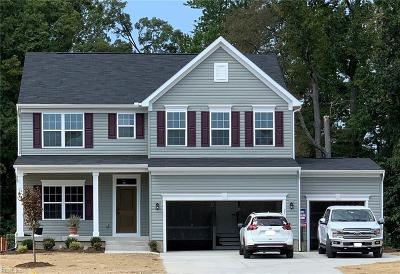 Newport News Residential Under Contract: 25 Mimi Cir