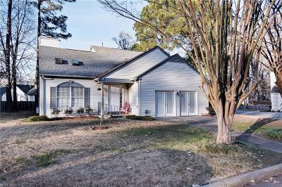 Newport News Residential For Sale: 235 Windy Ridge Ln