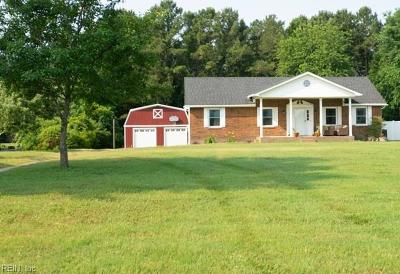 Pungo Residential For Sale: 2941 Seaboard Rd