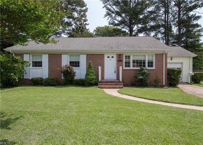 Kings Grant Residential Under Contract: 516 Canterbury Rd