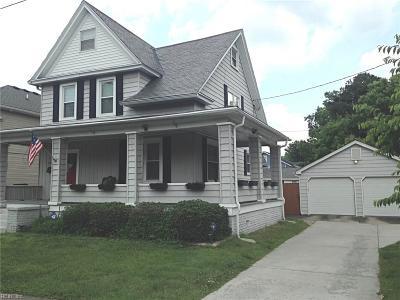 Norfolk Residential For Sale: 4410 Newport Ave