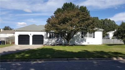 Newport News Residential For Sale: 215 Shannon Dr