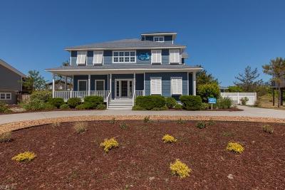 Sandbridge Beach Residential For Sale: 2580 Sandpiper Rd