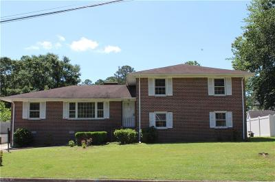 Newport News Residential For Sale: 5 Camellia Dr