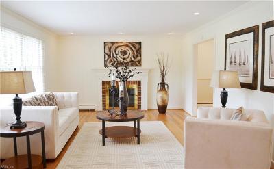 Norfolk Residential For Sale: 6452 Powder Horn Dr