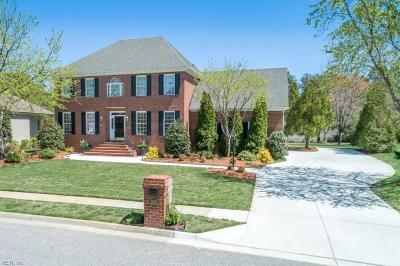 Chesapeake Residential For Sale: 1926 Lancing Crest Ln