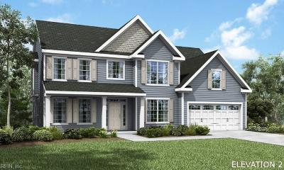 Chesapeake Residential Under Contract: 409 Graphite Trl