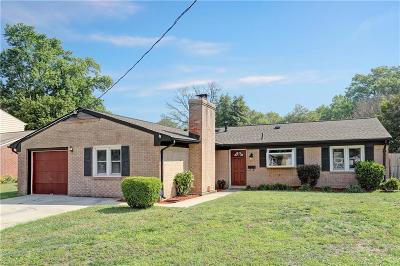 Newport News Residential For Sale: 713 Mayland Dr