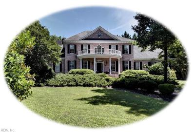 Williamsburg Residential For Sale: 101 Waterton