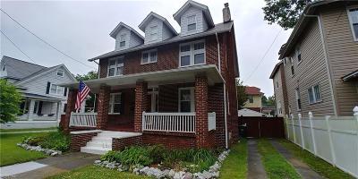 Norfolk Residential For Sale: 4406 Newport Ave