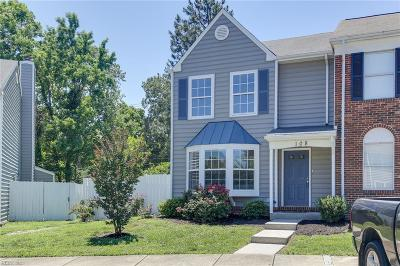 Newport News Residential Under Contract: 108 Whitewater Dr