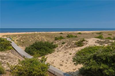 Virginia Beach Residential New Listing: 7800 Ocean Front Ave #A