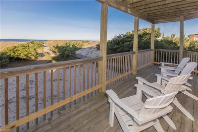 Virginia Beach Residential New Listing: 7800 Ocean Front Ave #B