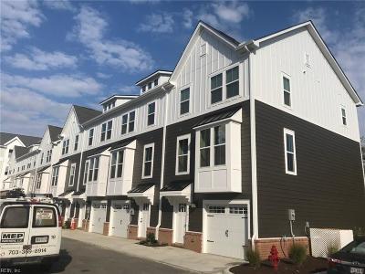 Norfolk Residential Under Contract: 456 Westport St