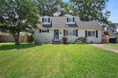 Virginia Beach Residential New Listing: 4817 Westgrove Rd