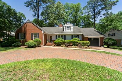 Portsmouth Residential Under Contract: 2212 Sterling Point Dr