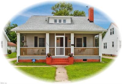Hampton Residential New Listing: 509 Newport News Ave