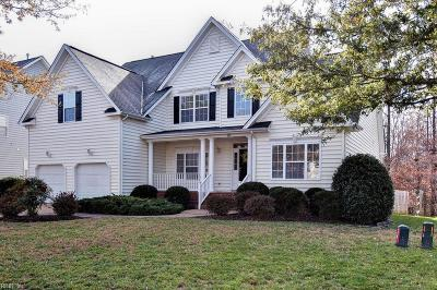Williamsburg Residential For Sale: 109 Clipper Ct