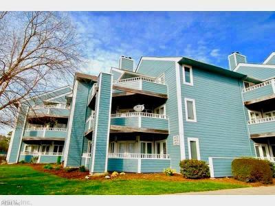 Virginia Beach Residential New Listing: 4824 Bay Landing Dr
