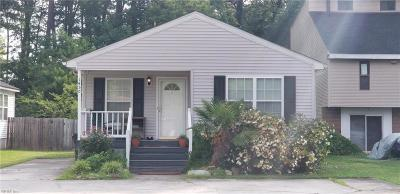 Virginia Beach Residential New Listing: 1450 Independence Blvd