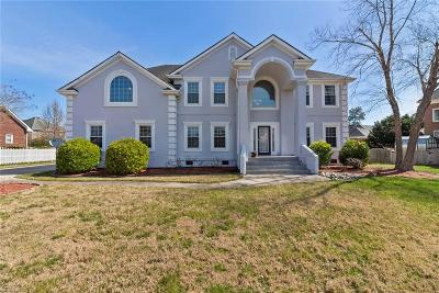 Virginia Beach Residential New Listing: 2480 Las Brisas Dr