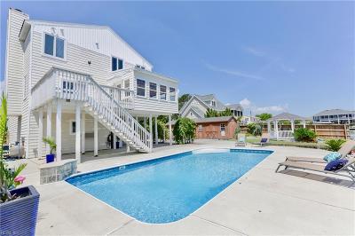 Sandbridge Beach Residential For Sale: 2944 Sand Bend Rd