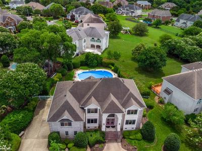 Virginia Beach Residential New Listing: 4063 Timber Ridge Dr