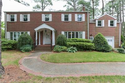Norfolk Residential New Listing: 6070 River Cres
