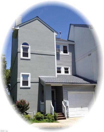Hampton VA Residential New Listing: $225,000