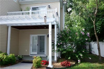 Virginia Beach Residential New Listing: 419 Fountain Dr