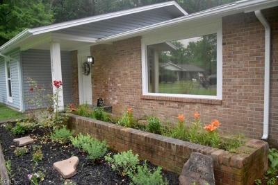 Virginia Beach Residential New Listing: 2501 Shea Cir