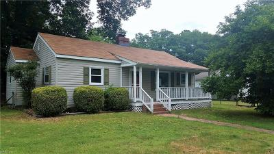 Newport News Residential New Listing: 701 Highland Ct