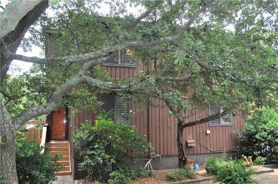 Virginia Beach Residential New Listing: 3933 Shady Oaks Dr