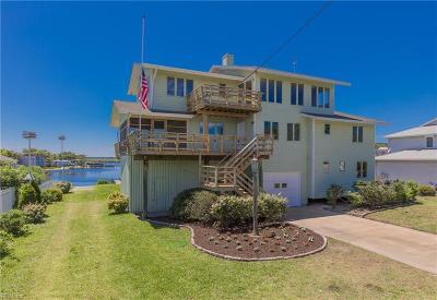 Sandbridge Beach Residential For Sale: 3609 Sandpiper Rd