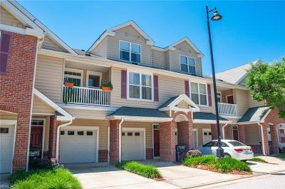 Newport News Residential New Listing: 702 River Rock Way #105