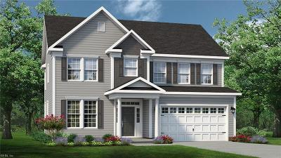 Hampton Residential Under Contract: 15 E Berkely Dr