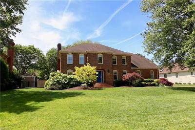 Virginia Beach Residential New Listing: 2624 Landview Cir