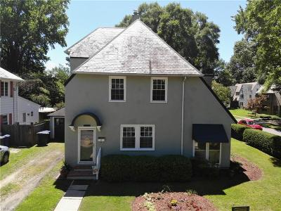 Newport News Residential New Listing: 82 Post St