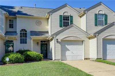 Newport News Residential Under Contract: 1368 Lake Dr