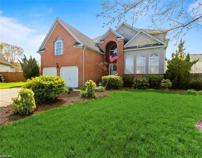Virginia Beach Residential New Listing: 2133 Oaklawn Ct