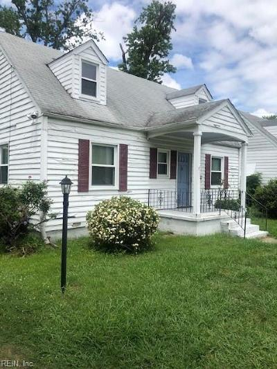 Hampton Residential New Listing: 33 E Mercury Blvd