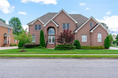 Chesapeake Residential New Listing: 1325 Club House Dr