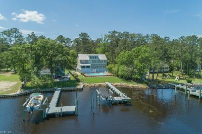 Chesapeake Residential Under Contract: 1112 Inland Rd